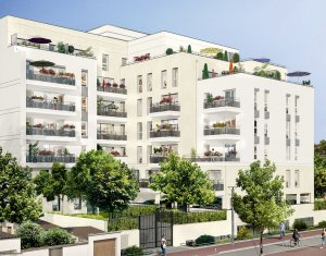 Achat / Vente programme immobilier neuf Juvisy-sur-Orge à 500 mètres du centre-ville (91260) - Réf. 3225