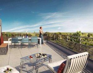 Achat / Vente programme immobilier neuf Juvisy-sur-Orge proche parc (91260) - Réf. 1289