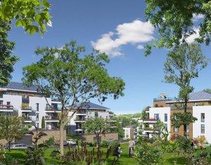 Achat / Vente programme immobilier neuf l'Etang-la-Ville au cœur de la forêt de Marly-le-Roi (78620) - Réf. 1688