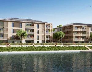 Achat / Vente programme immobilier neuf L'Isle-Adam en bordure d'un port de plaisance (95290) - Réf. 255