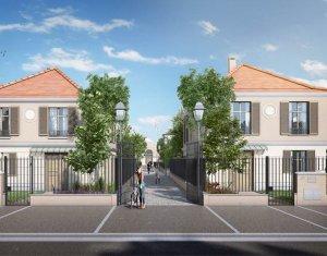 Achat / Vente programme immobilier neuf L'Isle-Adam proche centre-ville (95290) - Réf. 1771