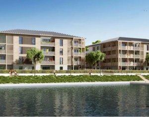 Achat / Vente programme immobilier neuf L'Isle -Adam proche de la marina (95290) - Réf. 1354