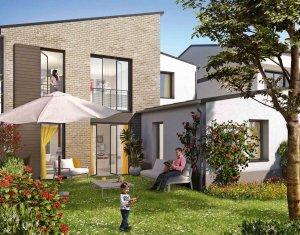 Achat / Vente programme immobilier neuf L'Isle Adam sur marina (95290) - Réf. 280