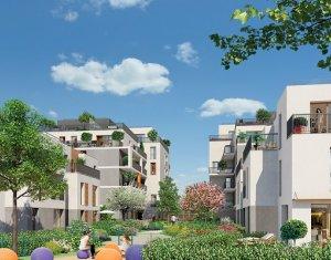 Achat / Vente programme immobilier neuf La Courneuve proche métro 7 (93120) - Réf. 407