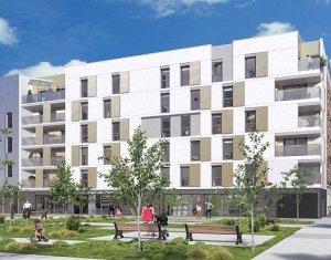 Achat / Vente programme immobilier neuf La Courneuve proximité T1 (93120) - Réf. 598