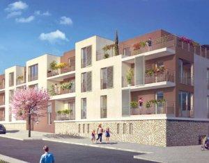 Achat / Vente programme immobilier neuf La Ville-du-Bois proche centre-ville (91620) - Réf. 1284