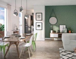 Achat / Vente programme immobilier neuf Lagny-sur-Marne au cœur du Parc Saint-Jean (77400) - Réf. 3369