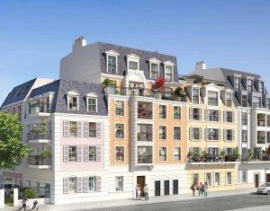 Achat / Vente programme immobilier neuf Le Blanc-Mesnil à 1,2 km du RER B (93150) - Réf. 3206