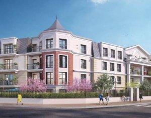 Achat / Vente programme immobilier neuf Le Blanc-Mesnil à 10 minutes du RER B (93150) - Réf. 4933