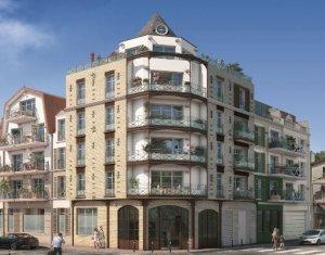 Achat / Vente programme immobilier neuf Le Blanc-Mesnil à 550 mètres du RER B (93150) - Réf. 4301