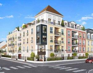 Achat / Vente programme immobilier neuf Le Blanc-Mesnil à deux pas des commerces (93150) - Réf. 4363