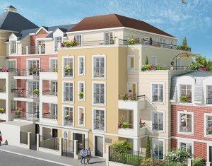 Achat / Vente programme immobilier neuf Le-Blanc-Mesnil à deux pas du lycée (93150) - Réf. 4118