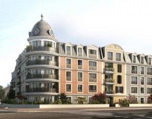 Achat / Vente programme immobilier neuf Le Blanc-Mesnil proche commerces (93150) - Réf. 4483