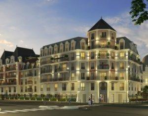 Achat / Vente programme immobilier neuf Le Blanc-Mesnil proche de la gare (93150) - Réf. 2286