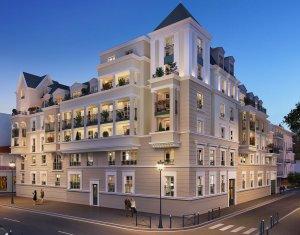 Achat / Vente programme immobilier neuf Le Blanc-Mesnil proche des commodités (93150) - Réf. 2288