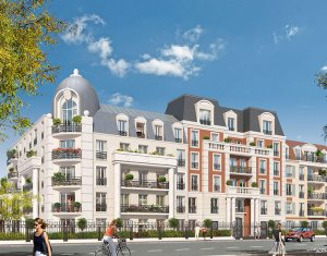 Achat / Vente programme immobilier neuf Le Blanc-Mesnil proche du RER (93150) - Réf. 1064