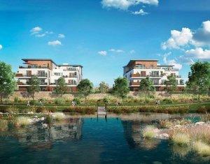 Achat / Vente programme immobilier neuf Le Bois-d'Arcy quartier de la Croix Bonnet (78390) - Réf. 2568