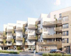Achat / Vente programme immobilier neuf Le Bourget à 100m du RER B (93350) - Réf. 5490
