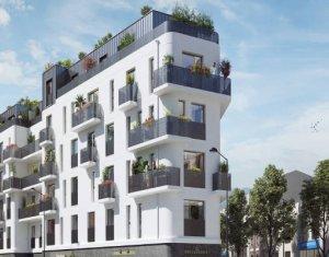 Achat / Vente programme immobilier neuf Le Bourget à 3min à pied du RER B (93350) - Réf. 5820