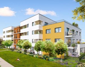 Achat / Vente programme immobilier neuf Le Bourget cœur de ville à 6km de Paris (93350) - Réf. 1941