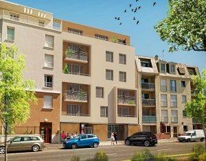 Achat / Vente programme immobilier neuf Le Bourget proche des commodités (93350) - Réf. 272