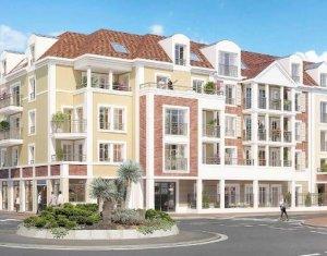 Achat / Vente programme immobilier neuf Le Plessis-Bouchard à deux pas du parc Yves Carric (95130) - Réf. 3996