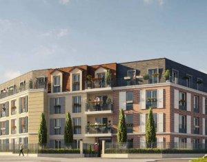 Achat / Vente programme immobilier neuf Le Plessis-Bouchard en coeur de ville (95130) (95130) - Réf. 4611