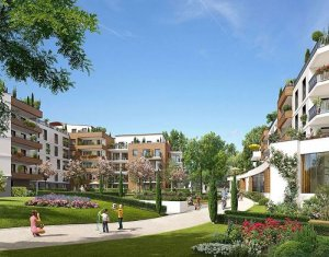 Achat / Vente programme immobilier neuf Le Plessis Robinson proche forêt (92350) - Réf. 1535