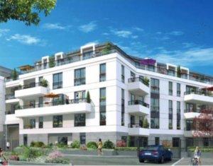 Achat / Vente programme immobilier neuf Le Plessis-Trévise proche Château du Bois la Croix (94420) - Réf. 2778