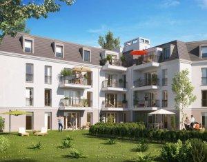 Achat / Vente programme immobilier neuf Le Plessis-Trévise proche commerces et transports (94420) - Réf. 2244