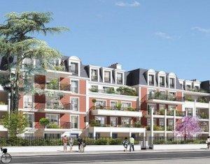 Achat / Vente programme immobilier neuf Le Plessis-Trévise quartier du centre historique (94420) - Réf. 1633