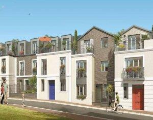 Achat / Vente programme immobilier neuf Le Port-Marly sur les bords de Seine (78560) - Réf. 4443