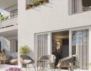 Achat / Vente programme immobilier neuf Le Pré-Saint-Gervais proche commodités (93310) - Réf. 4839
