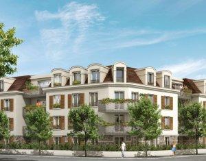 Achat / Vente programme immobilier neuf Le Raincy proche des commerces (93340) - Réf. 1464