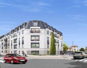 Achat / Vente programme immobilier neuf Le Vésinet  à deux minutes de l'école (78110) - Réf. 4142