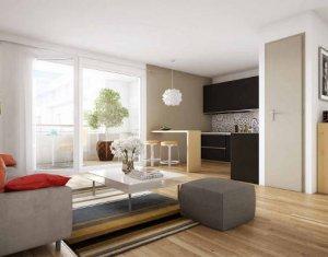 Achat / Vente programme immobilier neuf Les Clayes-sous-Bois au cœur du centre-ville (78340) - Réf. 6035