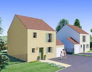 Achat / Vente programme immobilier neuf Les Mureaux aux abords du parc de la Becheville (78130) - Réf. 3429
