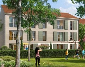 Achat / Vente programme immobilier neuf Les Mureaux centre (78130) - Réf. 1132
