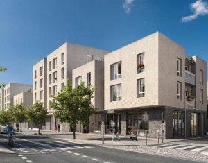Achat / Vente programme immobilier neuf Les Mureaux proche centre (78130) - Réf. 6021