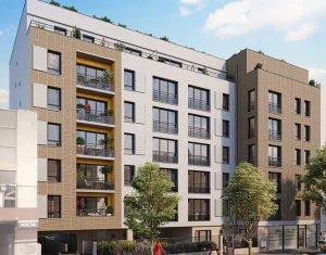 Achat / Vente programme immobilier neuf Les Pavillon-sous-Bois proche transports et commerces (93320) - Réf. 3561