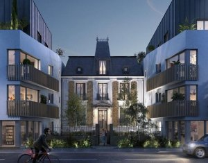 Achat / Vente programme immobilier neuf Les Pavillons-sous-Bois centre-ville (93320) - Réf. 3866