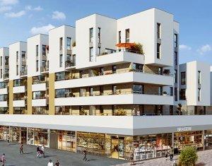 Achat / Vente programme immobilier neuf Les Ulis proche centre-ville (91940) - Réf. 1855