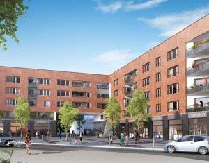 Achat / Vente programme immobilier neuf Les Ulis proche des espaces boisés Essonniens TVA réduite (91940) - Réf. 1418
