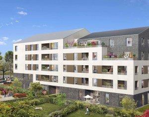 Achat / Vente programme immobilier neuf Lieusaint écoquartier de l'Eau-Vive (77127) - Réf. 1241