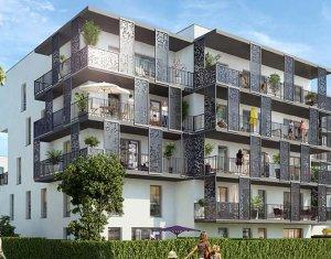 Achat / Vente programme immobilier neuf Lieusaint ZAC de la Pyramide (77127) - Réf. 780
