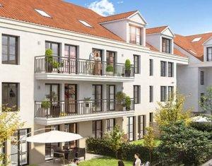 Achat / Vente programme immobilier neuf Limay à deux pas du centre-ville (78520) - Réf. 4794