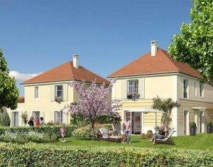 Achat / Vente programme immobilier neuf Linas bel emplacement dans un quartier calme (91310) - Réf. 2402