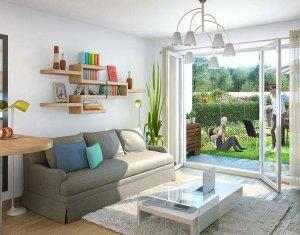 Achat / Vente programme immobilier neuf Linas proche centre-ville de Montlhéry (91310) - Réf. 2069