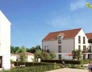 Achat / Vente programme immobilier neuf Lisse proche du centre-ville (91090) - Réf. 2366