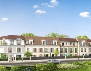 Achat / Vente programme immobilier neuf Lisses centre-ville (91090) - Réf. 2399